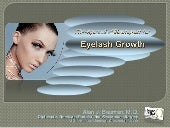 Eyelash Growth Pg Analogs Bauman Is...