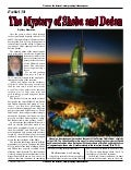 Ezekiel 38: The Mystery Of Sheba And Dedan  -  Prophecy In The News Magazine  -  April 2006