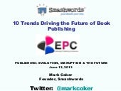 10 Trends Shaping the Future of Publishing