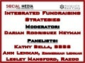 Integrated Fundraising Panel