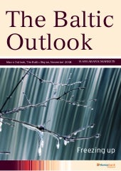 Baltic Outlook November 2008