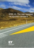 IFRS 15 - the new revenue recognition standard