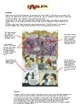 Fables exemplar analysis poster
