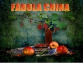 Fabula china