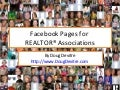 Facebook Pages For Realtor Associations