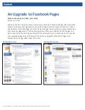 Facebook Fan Page Transition Guide