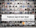 Facebook Login and Open Graph