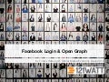 Facebook Login und Open Graph