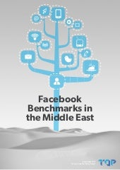 Facebook Benchmarks in the Middle East