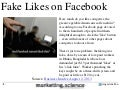 Facebook Click Farms and Fraud