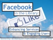 Facebook in the Library Workshop