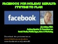 Facebook Marketing for Holiday Results by J.R. Atkins