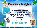 Facebook Insights: 5 Key Success Metrics - Mari Smith
