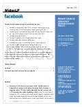 Facebook Strategic Insights Report And Valuation Primer - November 2011 - MidasLP.com