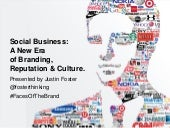 Faces of the Brand Webinar (Presentation)