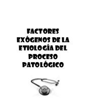 Factores exogenos