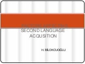 Factors affecting second language a...