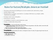 Factors and multiples_american_football