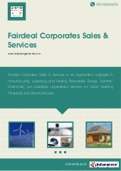 Fairdeal corporates-sales-services