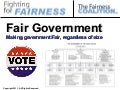 Fair Government