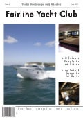 Fairline Yacht Club magazine - Fairline Yachts Brokerage and Charter - June 2011 issue