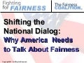 Why America Needs to Talk About Fairness