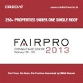 Fairpro 2013 - Biggest Property Fair in Chennai