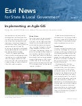 Esri News for State & Local Government Fall 2013 newsletter