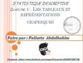 Statistique Descriptive s1