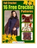 Fall crochet 16 free crochet patterns
