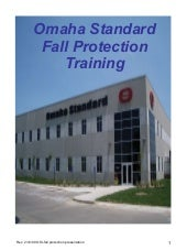 Fall Protection Training