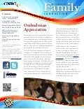 Family Connection Newsletter September 2012