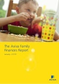The Aviva Family Finances report - January 2013