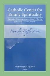 Family Reflections Journal