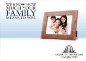 Franklin Templeton Family Solutions...