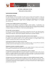 Faq ley-servicio-civil