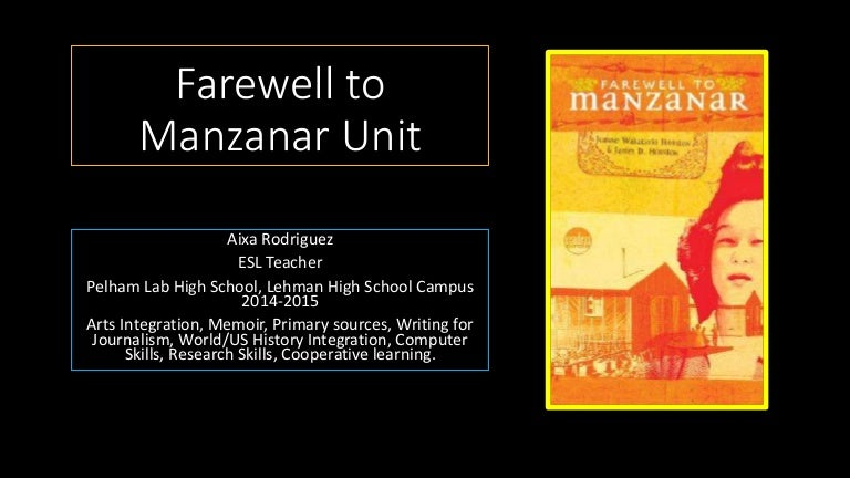 Worksheets Farewell To Manzanar Worksheets memoir writing unit high school a personal essay examplecreative math worksheet farewell to manzanar mural school