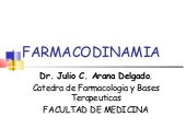 Farmacodinamia 1
