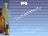 Farmacodinamia Rogelio Edgar Castil...