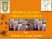Farmacodinamias