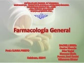 Farmacologia General UNERG