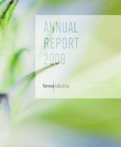 Informe Farmaindustria 2009