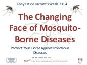 The Changing Face of Mosquito-Borne...
