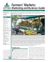 Farmers' Markets: Marketing and Bus...