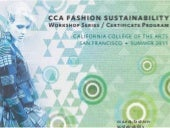 CCA's Fashion Sustainability August...