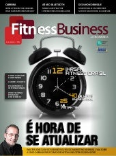 Revista Fitness Busines - Agosto 2011