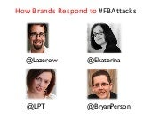 How Brands Respond to Facebook Atta...