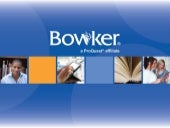 Bowker insights into self publishin...