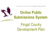 Fingal County Council Online Public...