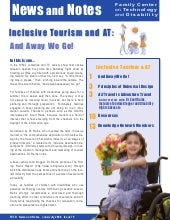 Inclusive Travel and AT: All Travel...